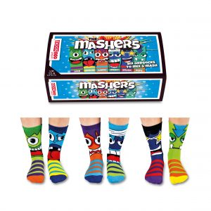 THE MASHERS