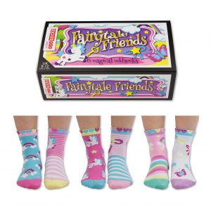 Fairytale Friends box and socks