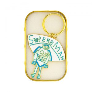 Z12-KEY-CHAIN-SUPERBMAN
