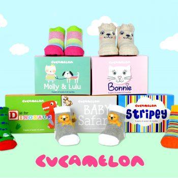 Cucamelon- Sock Academy's latest brand launch