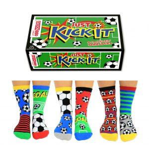 Kick it box and socks